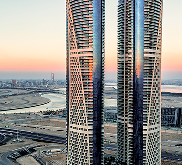 DAMAC Towers by Paramount Hotels & Resorts Dubai by DAMAC Properties