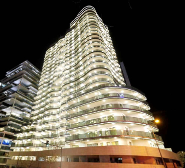 DAMAC Tower with interiors by Versace Home Beirut by DAMAC Properties