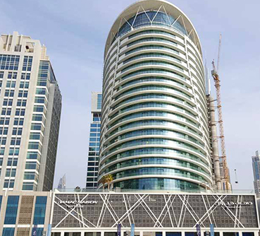 Bay's Edge at Business Bay by DAMAC Properties