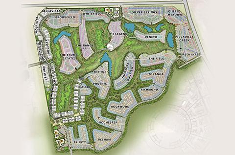 DAMAC Hills Masterplan - Location