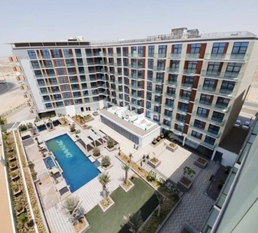 Celestia at Dubai South by DAMAC Properties