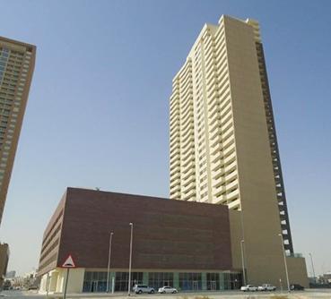 Tower 108 at Jumeirah Village Circle (JVC) by DAMAC Properties
