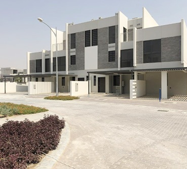 Casablanca villas at AKOYA, Dubailand by DAMAC Properties
