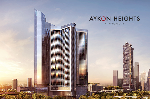 AYKON Heights by DAMAC Properties