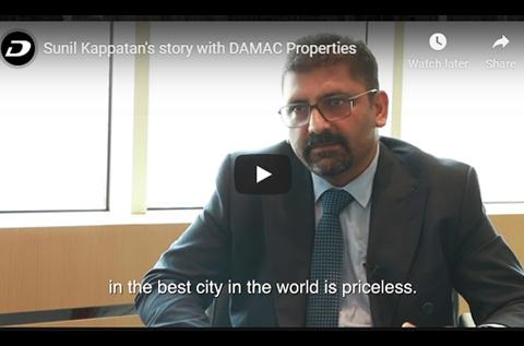 Sunil Kappatan - DAMAC Properties