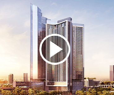 AYKON City at Sheikh Zayed Road (SZR) by DAMAC Properties