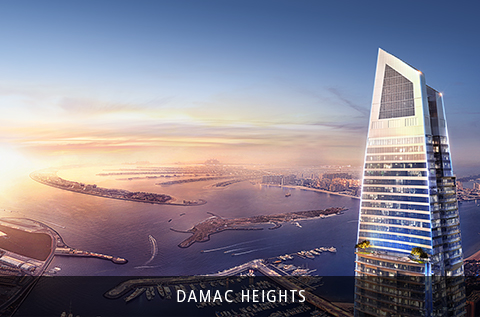 DAMAC Heights at Dubai Marina by DAMAC Properties