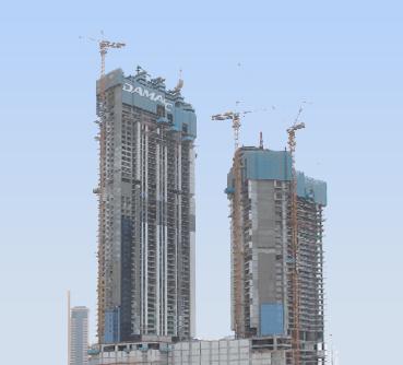 AYKON City at Sheikh Zayed Road (SZR) by DAMAC Properties