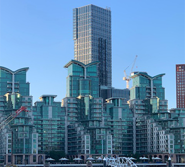 DAMAC Tower Nine Elms London by DAMAC Properties