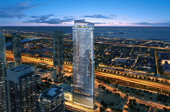 Paramount Tower Hotels & Residences by DAMAC Properties