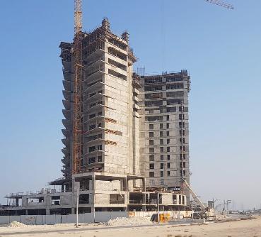 Burj DAMAC Seaviews at Doha by DAMAC Properties