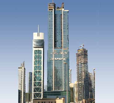 Paramount Tower Hotels & Residences at Sheikh Zayed Road (SZR) by DAMAC Properties