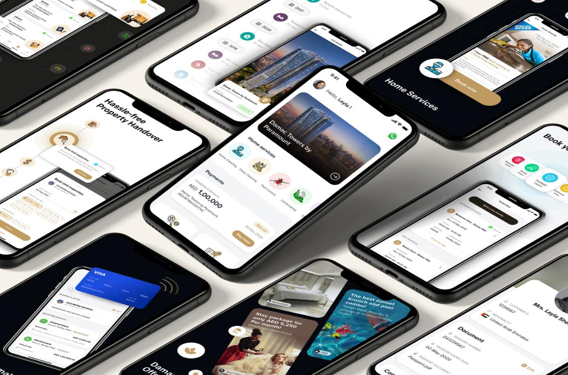 DAMAC Living App