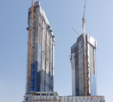 AYKON City at Sheikh Zayed Road by DAMAC Properties