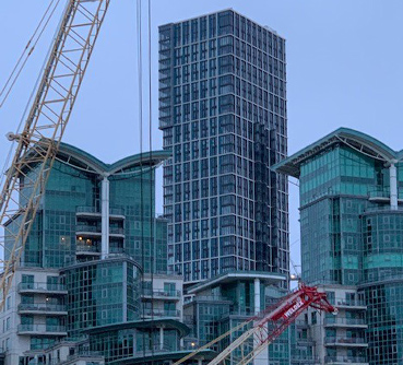 DAMAC Tower Nine Elms London by DAMAC Properties