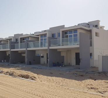 Mega villas at Dubailand by DAMAC Properties