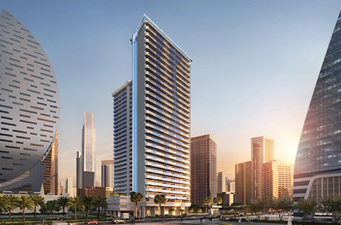 Merano Tower in Business Bay