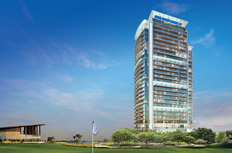 THE LEGACY OF RADISSON MEETS THE LURE OF DAMAC HILLS