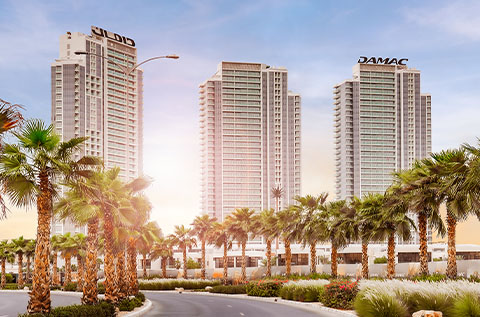 GOLF-VIEW APARTMENTS IN DAMAC HILLS FROM AED 460,000
